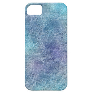 Abstract Soothing Cool Blue Colors Case-Mate iPhone SE/5/5s Case