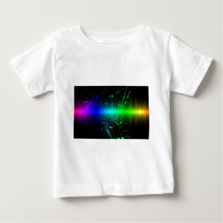 Abstract Sound Waves In Motion T Shirt