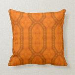 Abstract Southwestern Design Throw Pillows