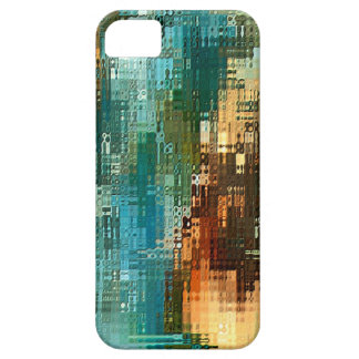 Abstract space by rafi talby iPhone 5 case