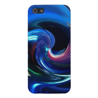 Abstract Spaceship iPhone 5 case