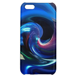 Abstract Spaceship iPhone 5c case