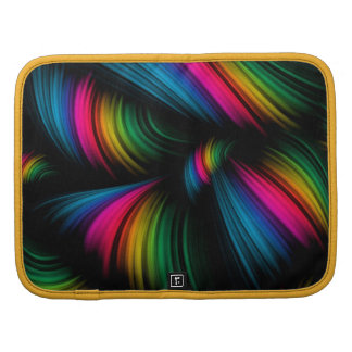 Abstract Spectrum Ribbons Organizer
