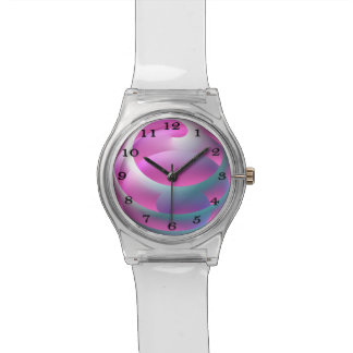 Abstract Sphere Women's Wrist Watch