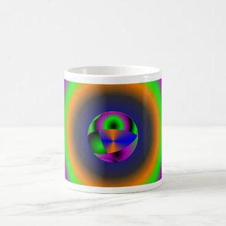 Abstract Spheres Coffee Mug