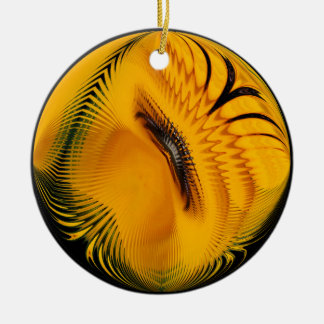 Abstract Spider Sphere ~ ornament