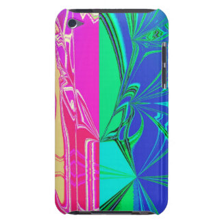 Abstract Spider Web iPod Touch Case