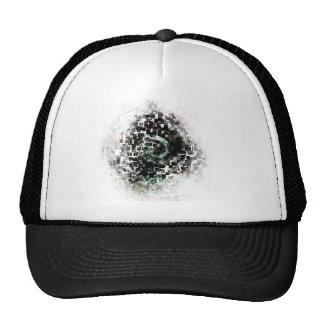 Abstract  Spiral Mesh Hats