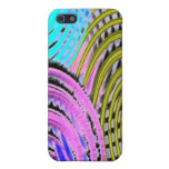 Abstract Spirals Case For iPhone 5