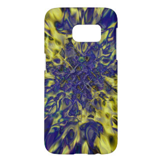 Abstract splash background samsung galaxy s7 case