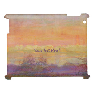 Abstract Spring Landscape Cover For The iPad 2 3 4