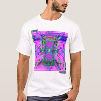 Abstract Spring T-Shirt