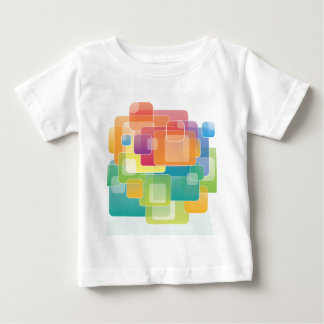 Abstract Square Baby T-Shirt