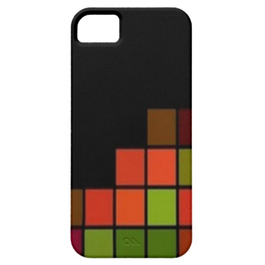 Abstract Squares - iPhone 5 Case Mate