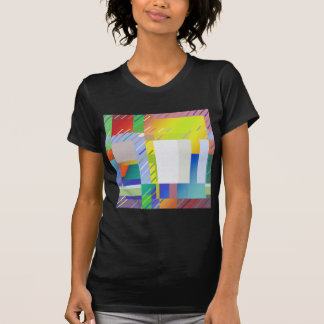 Abstract Squares T-Shirt