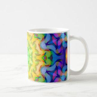 Abstract Squiggle Coffee Mug