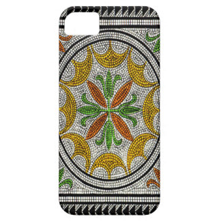 Abstract stain glass print iphone 5 case