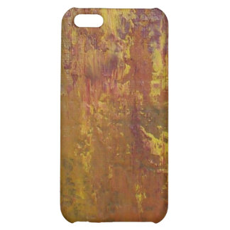 Abstract Stained Glass iPhone 5C Cover