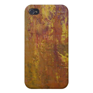 Abstract Stained Glass iPhone 4/4S Cover