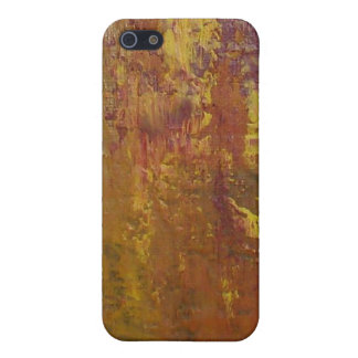 Abstract Stained Glass iPhone 5 Case