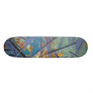 abstract - STAIRWAY TO HEAVEN SKATE BOARD