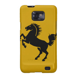 Abstract Stallion Samsung Galaxy S Case
