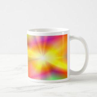Abstract Star Coffee Mug