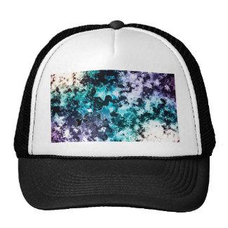 Abstract Star Dust Trucker Hat