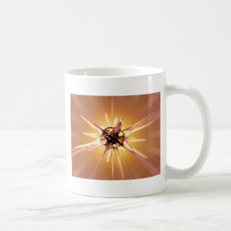 Abstract Starburst Coffee Mug