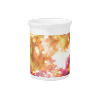 Abstract Starry Background 5 Beverage Pitchers
