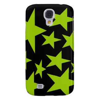 Abstract Stars i Samsung Galaxy S4 Covers