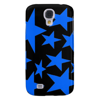 Abstract Stars i Samsung Galaxy S4 Cases