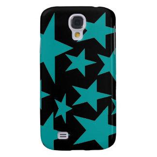 Abstract Stars i Galaxy S4 Case