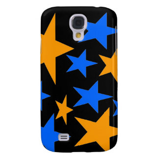 Abstract Stars i Galaxy S4 Covers