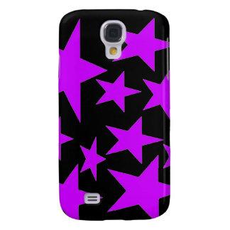 Abstract Stars i Samsung Galaxy S4 Case