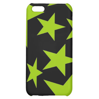 Abstract Stars i iPhone 5C Cases