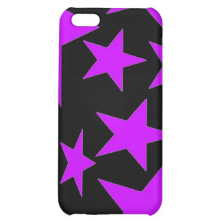 Abstract Stars i Case For iPhone 5C