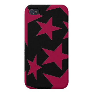 Abstract Stars i iPhone 4/4S Covers