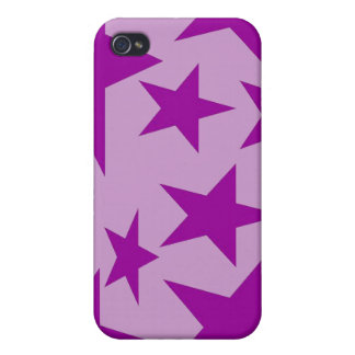 Abstract Stars i iPhone 4 Cover