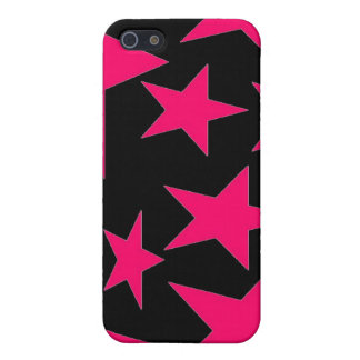 Abstract Stars i Cases For iPhone 5