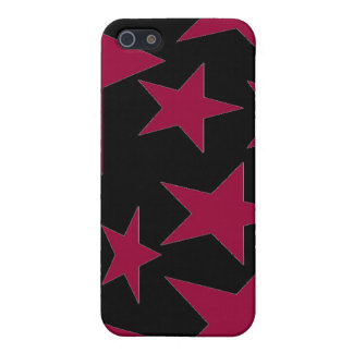 Abstract Stars i iPhone 5 Cover