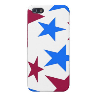 Abstract Stars i iPhone 5 Case