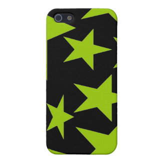 Abstract Stars i Case For iPhone 5