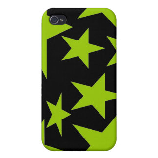 Abstract Stars i iPhone 4/4S Cases