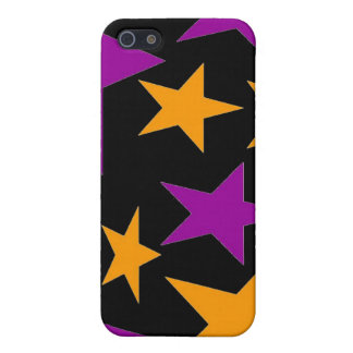 Abstract Stars i iPhone 5 Covers