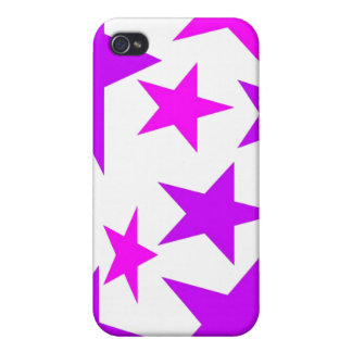 Abstract Stars i iPhone 4/4S Cover