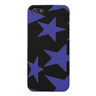 Abstract Stars iphone Case Cover For iPhone 5
