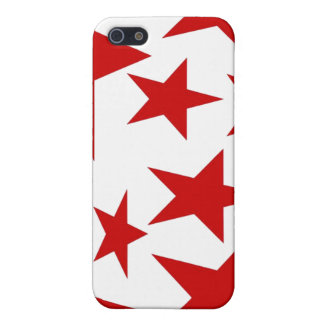 Abstract Stars iphone Case Covers For iPhone 5