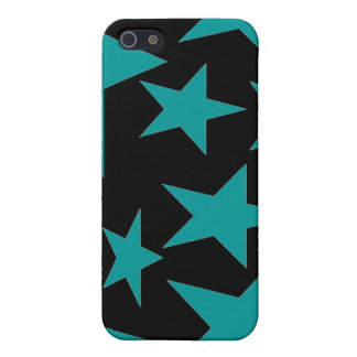 Abstract Stars iphone Case iPhone 5 Cases