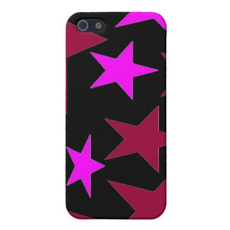 Abstract Stars iphone Case Cases For iPhone 5